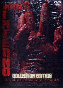 Hotel Inferno DVD (2013)