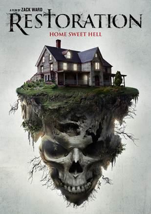 restoration horror poster