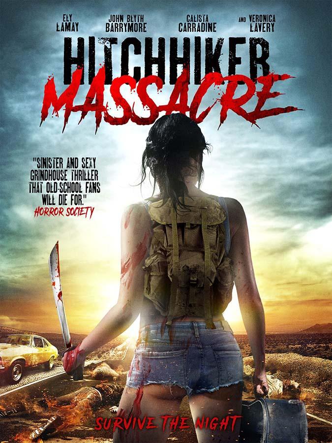 Hitchhiker Massacre-new-original-horror-artwork