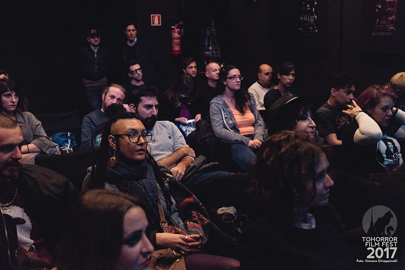 Audience-tohorror-film-fest