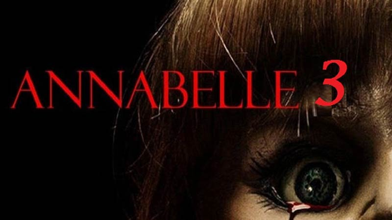 2019 Movies Horror Poster: Annabelle 3 Set For 2019 Release