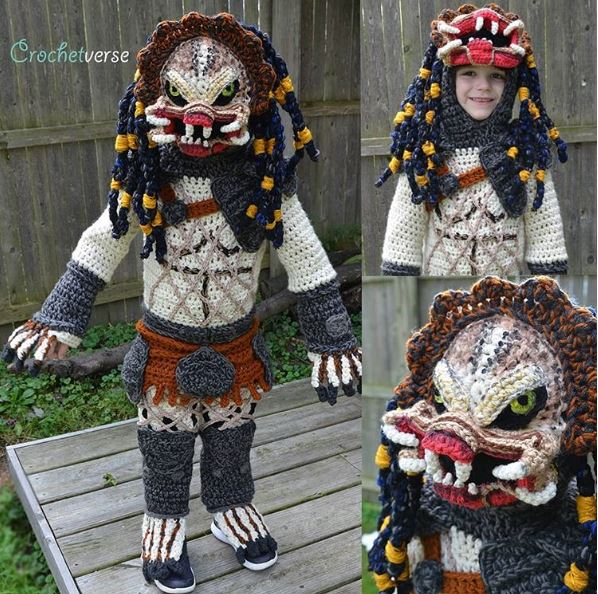crochet-predator