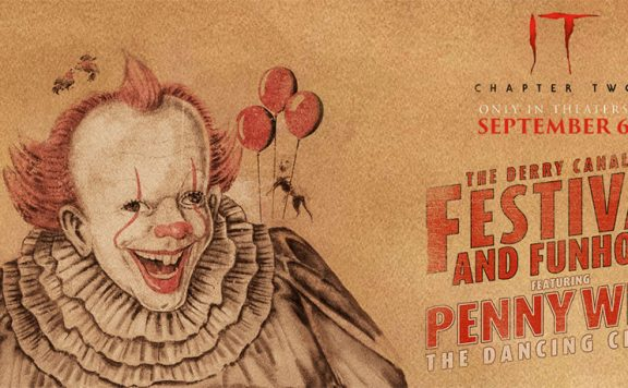 pennywise-canal-days