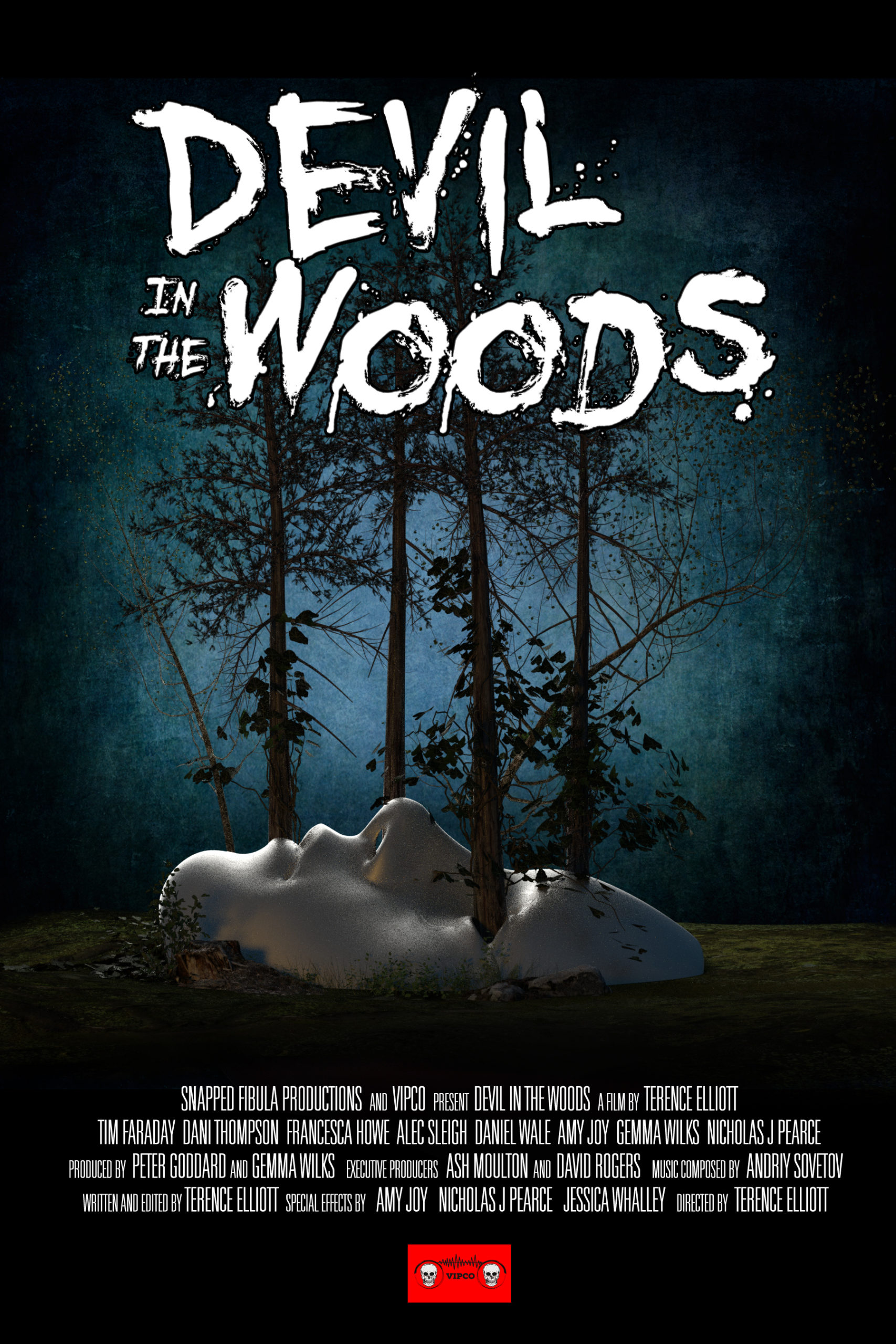 'Devil in the Woods' on DVD & Blu-Ray February 8 2021