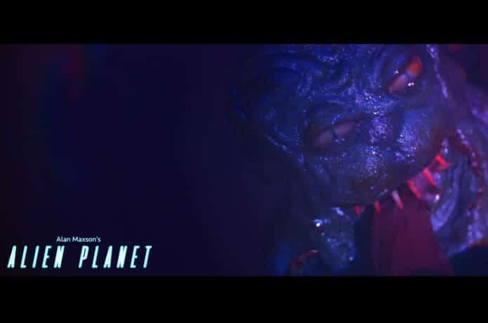 Alien Planet still