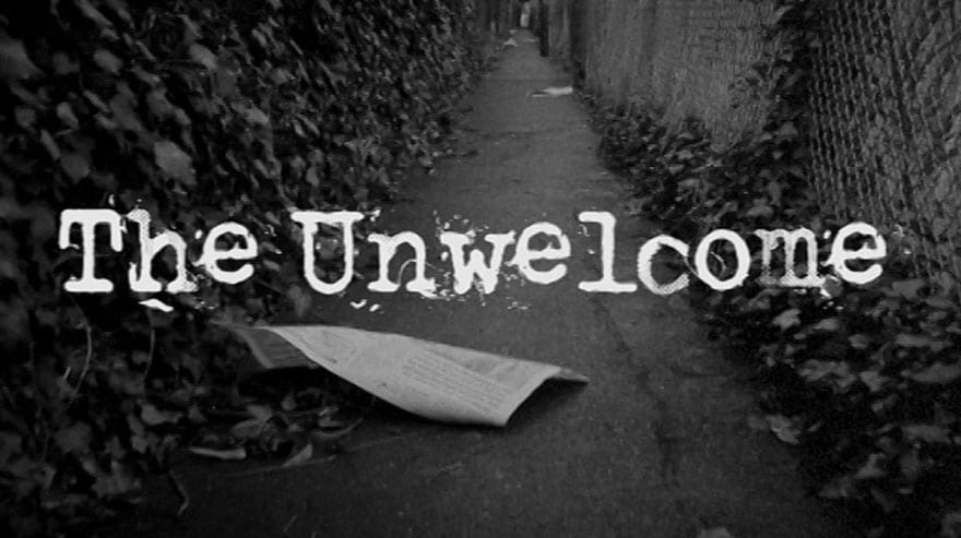 """The Unwelcome"" Available now on Blu Ray & VOD"