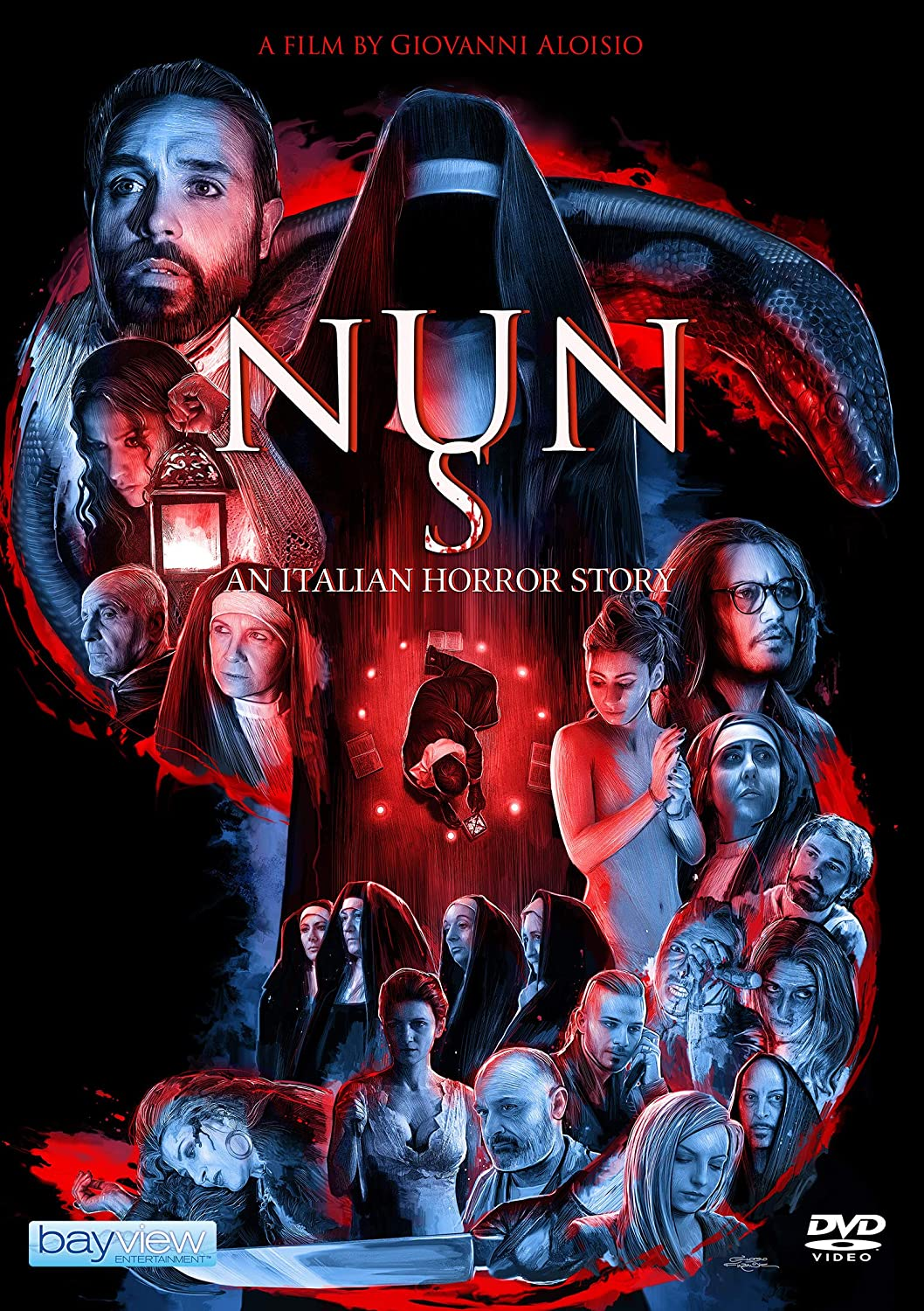 Nuns – comes to DVD & Digital February 16