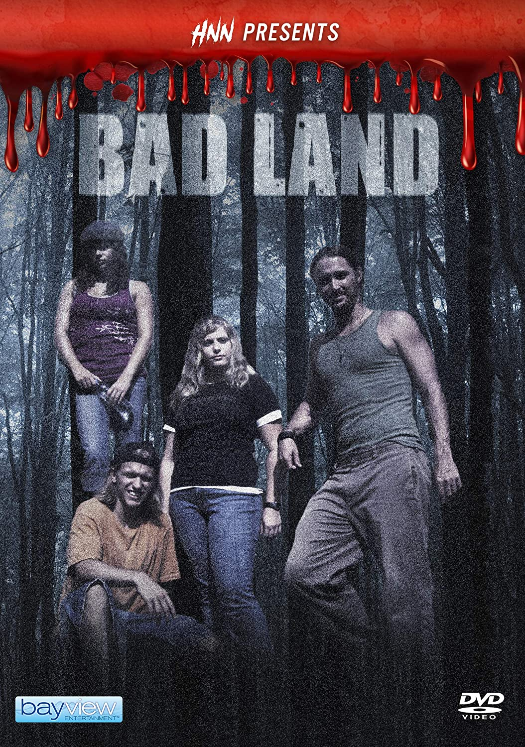Official Trailer for HNN Presents: Bad Land