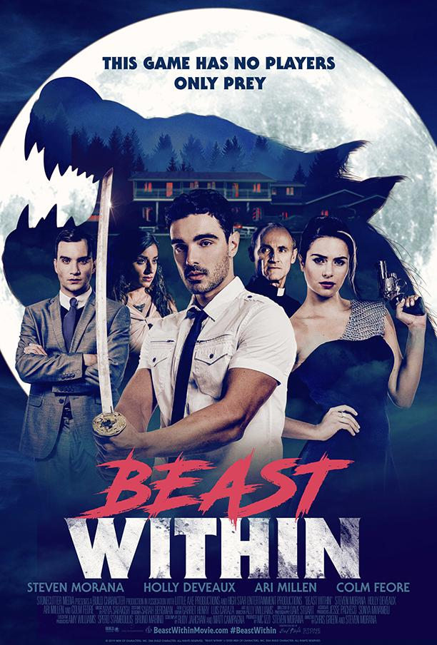 Werewolf Thriller BEAST WITHIN Takes a Bite Out of DVD February 23