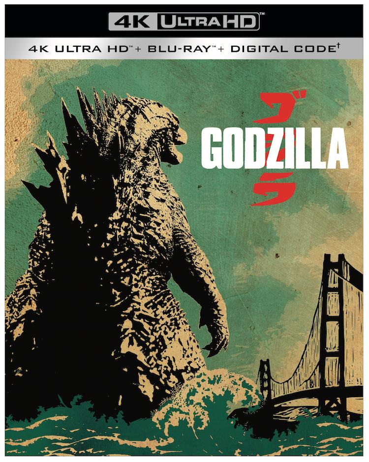 Godzilla arrives on 4K 3/23