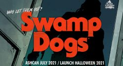 Black Caravan Announces New Horror Comic 'Swamp Dogs'