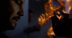 Keanu Reeves as Ghost Rider?!?!